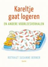 Susanne  Berner Kareltje gaat logeren