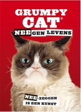Grumpy  Cat Grumpy Cat NEEgen levens