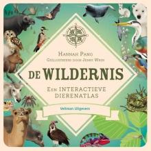 Hannah  Pang De wildernis