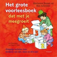 Ron Schröder Marianne Busser, Het grote voorleesboek dat met je meegroeit