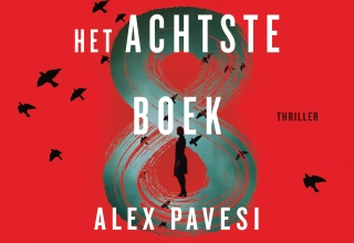 Alex Pavesi , Het achtste boek