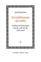 Jozef Janssens , De middeleeuwen zijn anders