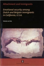 Jolanda van Ecke UvA proefschriften Attachment and Immigrants