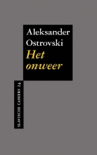 Aleksander Ostrovski , Het onweer