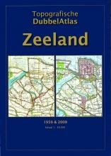 Kuiper, Marcel Topografische Dubbelatlas  / Zeeland