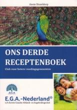 Annie  Disseldorp Ons derde receptenboek