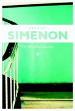 Georges  Simenon De blauwe kamer
