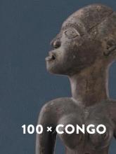 , 100 x Congo