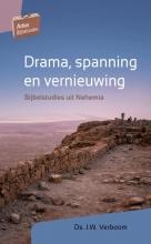 J.W.  Verboom Drama, spanning en vernieuwing