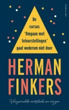 Herman Finkers , De cursus 'Omgaan met teleurstellingen' gaat wederom niet door