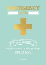 Elise  De Rijck , Emergency cards