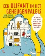 Boris Konrad , Een olifant in het geheugenpaleis