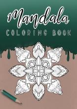 Desiré De Jong , Mandala Coloring Book