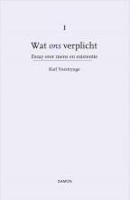 Karl Verstrynge , Essay over mens en existentie