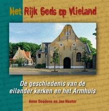 Jan  Houter, Anne  Doedens Het Rijk Gods op Vlieland