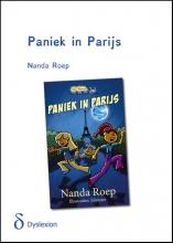 Nanda  Roep Paniek in Parijs -dyslexieuitgave