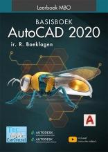 Ronald Boeklagen , AutoCAD 2020 Basisboek MBO Leerboek