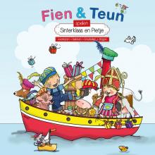Van Hoorne , Fien & Teun spelen Sinterklaas en Pietje