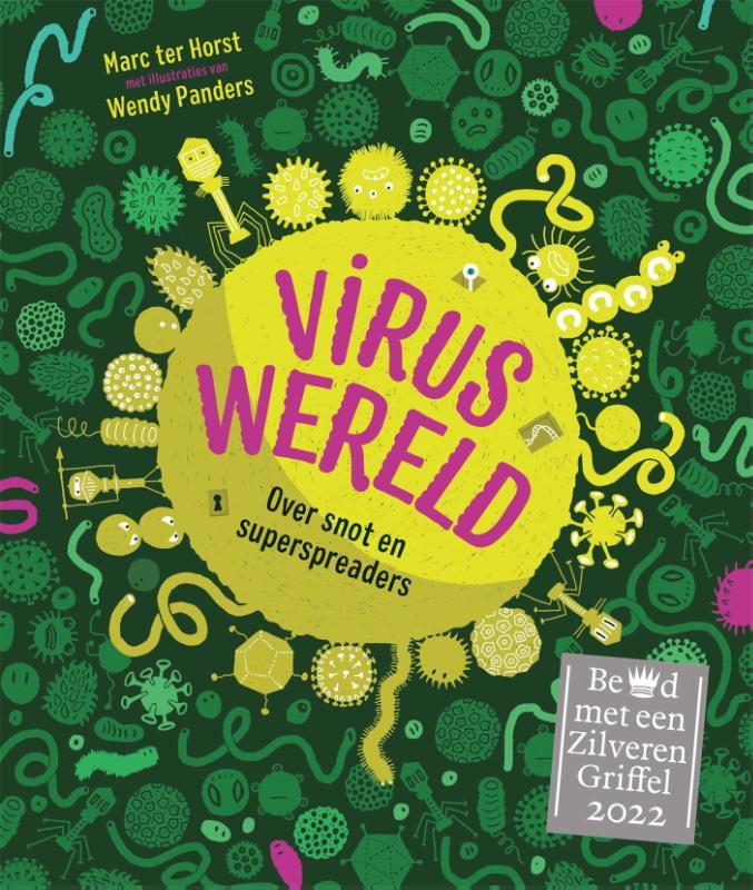 Marc ter Horst,Viruswereld