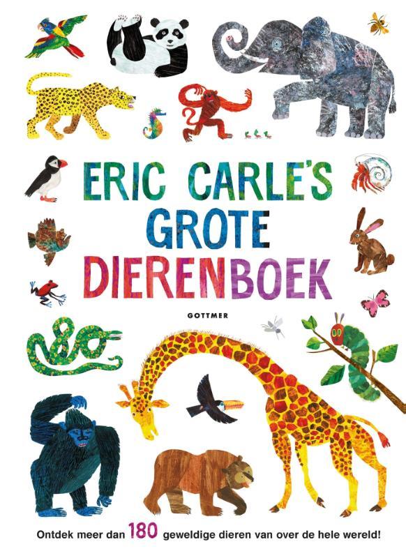 Eric Carle,Eric Carle`s grote dierenboek