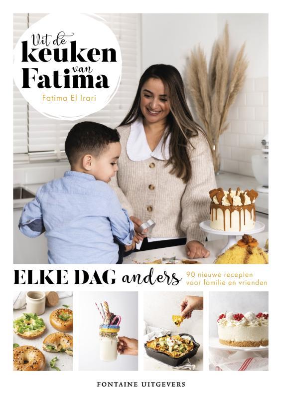 Fatima El Irari,Uit de keuken van Fatima - elke dag anders