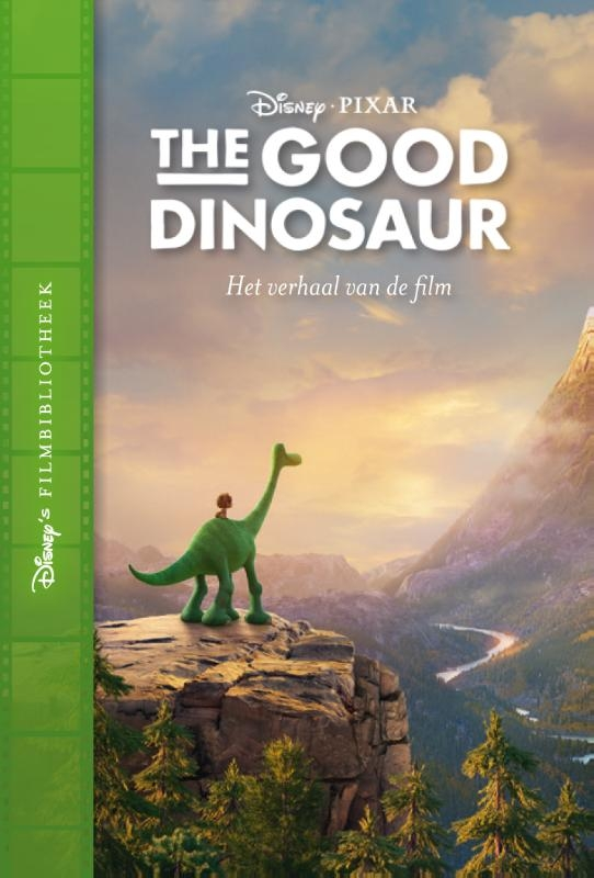 Disney Pixar,The Good Dinosaur