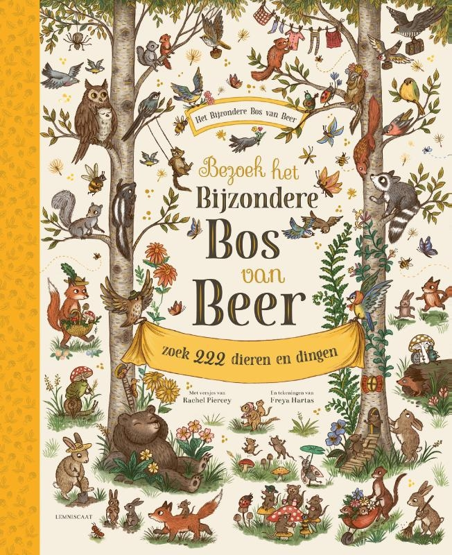 Rachel Piercey,Bezoek het Bijzondere Bos van Beer