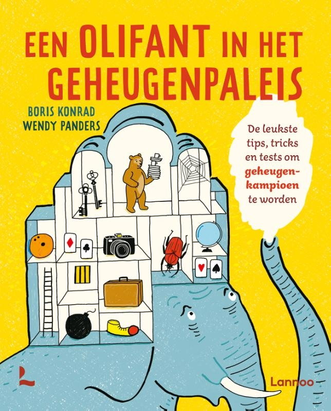 Boris Konrad,Een olifant in het geheugenpaleis