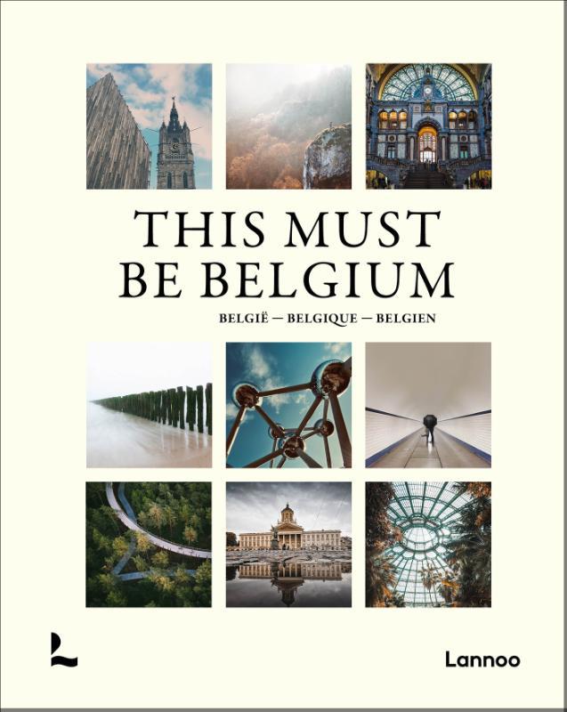 Klaar Wauters,This Must Be Belgium België Belgique Belgien