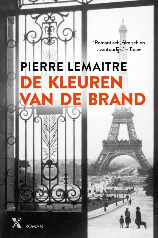 Pierre Lemaitre,De kleuren van de brand