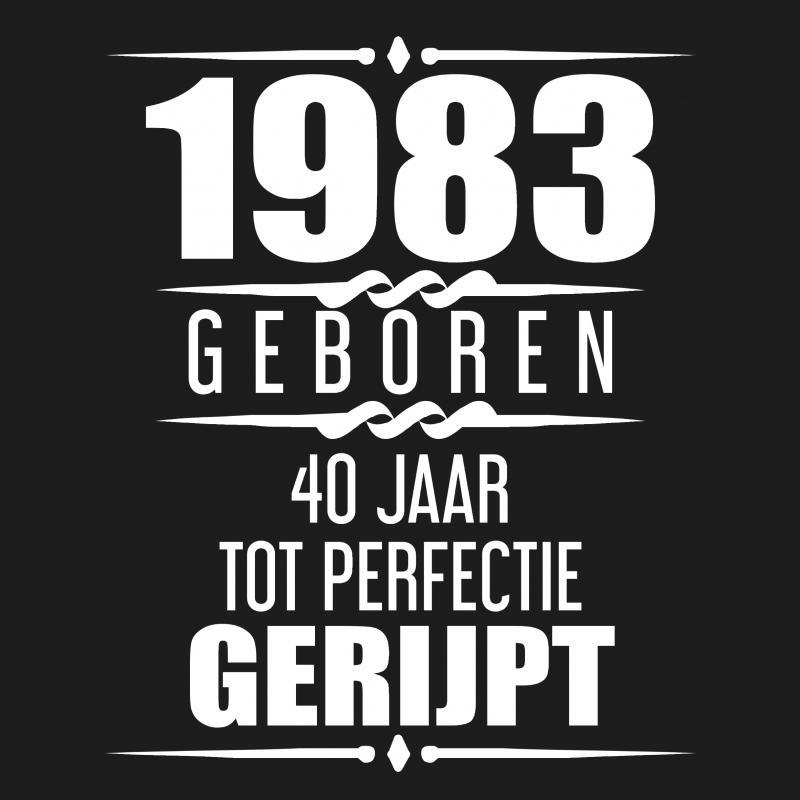 Albaspirit Gastenboeken,1981 Geboren 40 Jaar Tot Perfectie Gerijpt