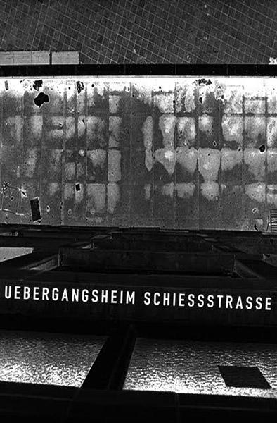 Richard Reisen, Rolf Sachsse,Uebergangsheim Schiessstraße