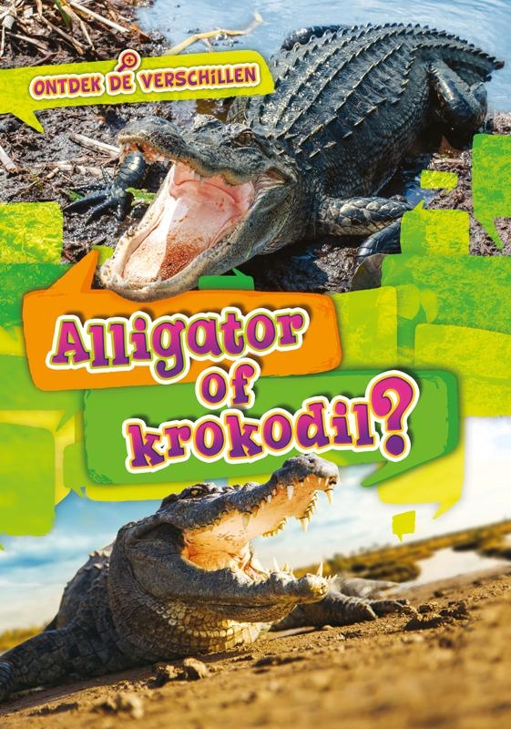 Christina Leaf,Alligator of krokodil?
