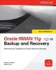 Hart, Matthew; Freeman, Robert G.,Oracle Database 11g RMAN Backup &