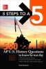 Demeter, Scott,5 Steps to a 5 500 AP U.S. History Questions to Know by Test Day