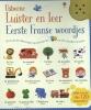 ,Luister en leer - Eerste Franse woordjes