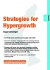 Cartwright, Roger,Stategies for Hypergrowth