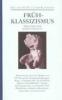 Frühklassizismus,Bibliothek der Kunstliteratur 2. Position und Opposition: Winckelmann, Mengs, Heinse