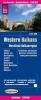 Reise Know-How Verlag Peter Rump,Reise Know-How Landkarte Westliche Balkanregion 1 : 725.000: Albanien, Bosnien und Herzegowina, Kosovo, Kroatien, Mazedonien, Montenegro, Serbien, Slowenien