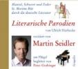 Harbecke, Dr. Ulrich,Mantel, Schwert und Feder. St. Martins Ritt durch die deutsche Literatur