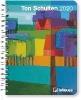 ,<b>Ton Schulten 2020 Buchkalender Deluxe</b>