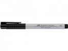 Fc-167430 ,Faber-Castell Tekenstift Pitt Artist Pen Brush Cold Grey I 230