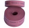 ,Consumptiebon Combicraft 57x30mm 2-zijdig 2x1000 stuks rood