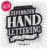 <b>Karin  Luttenberg</b>,Handlettering doe je zo! Oefenboek
