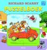 Richard  Scarry,Puzzelboek