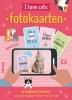 ,<b>Fotokaarten - I love cats</b>