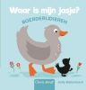 Anita  Bijsterbosch,Waar is mijn jasje? boerderijdieren