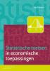 Jaap  Klouwen,Statistische toetsen in economische toepassingen