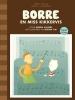 <b>Jeroen  Aalbers</b>,Borre en miss kikkervis