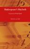 Malcolm  Van Dijke ,Shakespeare`s Macbeth